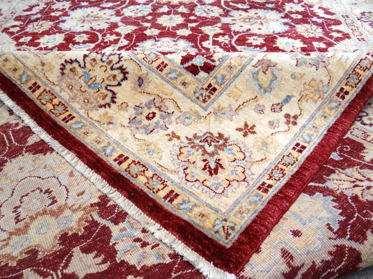 azarchoub fin tapis ziegler n 1014 289x196cm. Black Bedroom Furniture Sets. Home Design Ideas