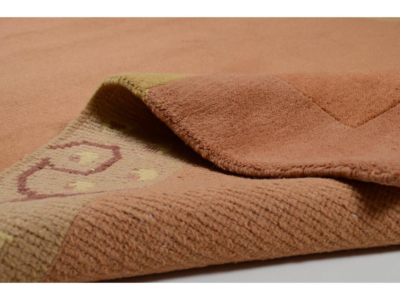 sierra terra tapis bordures n 1941 200x200cm. Black Bedroom Furniture Sets. Home Design Ideas