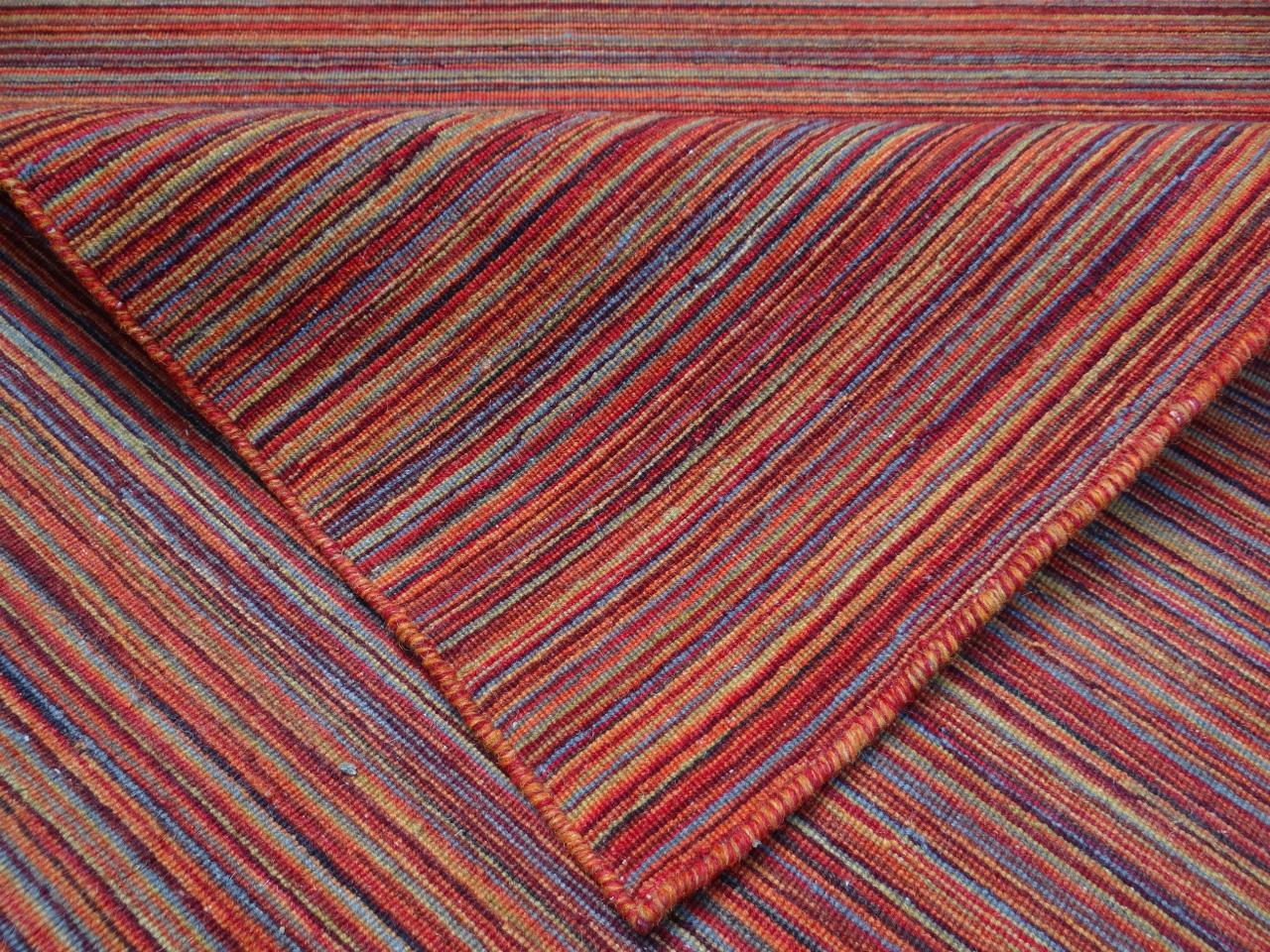 kilim lucky stripes 1235 - Tapis Kilim