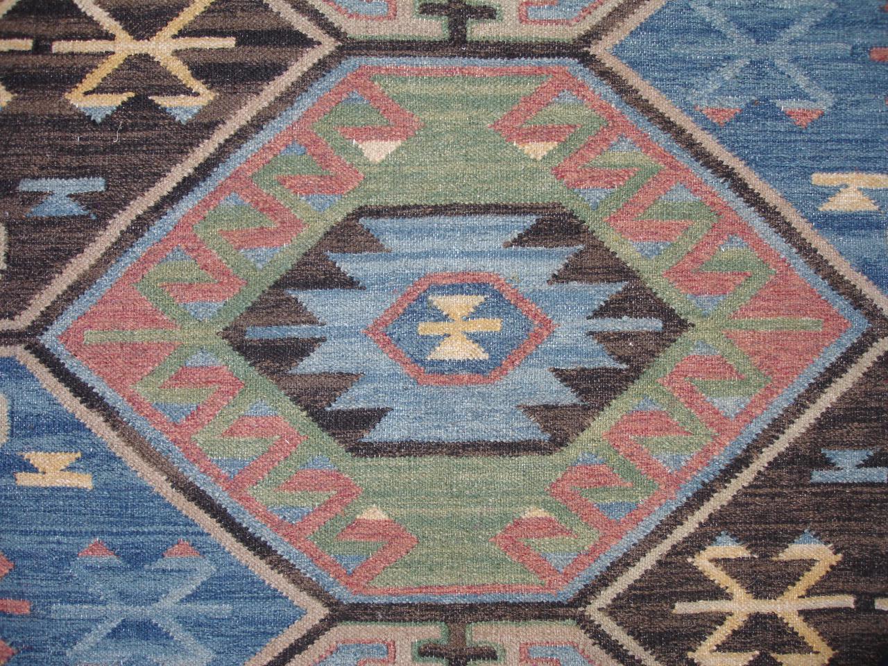 sumak kilim 1617 kilims traditionnels n 1062 300x200cm. Black Bedroom Furniture Sets. Home Design Ideas
