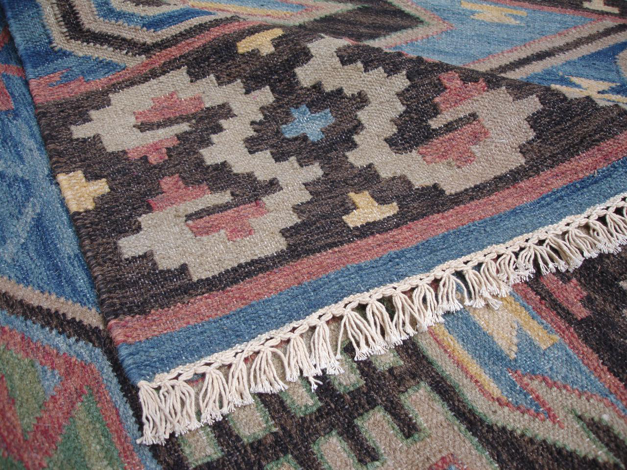 sumak kilim 1617 traditional kilims n 181 140x70cm. Black Bedroom Furniture Sets. Home Design Ideas