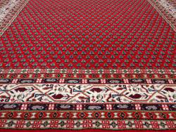 Varanasi-Mir rouge-crème 160x90