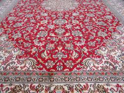 Srinagar soie fin 190x126