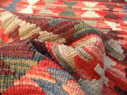 Kilim Afghan Traditionnel 85x58