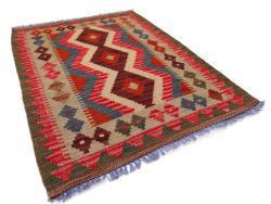 Kilim Afghan Traditionnel 75x60