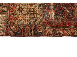 Vintage Persian Royal Patchwork Malayer 245x162