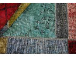 Vintage Patchwork persan 202x146