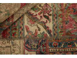 Vintage Patchwork persan 206x143