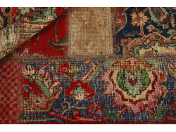 Vintage Patchwork persan 202x145