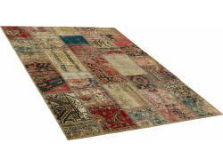 Vintage Patchwork persan 200x145