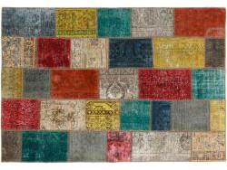 Vintage Patchwork persan 201x138