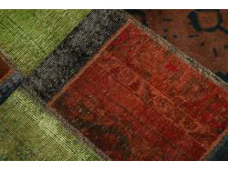Vintage Patchwork persan 250x74