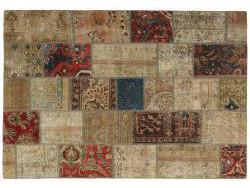 Vintage Patchwork persan 204x142