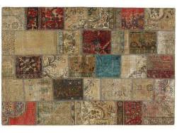 Vintage Patchwork persan 200x138