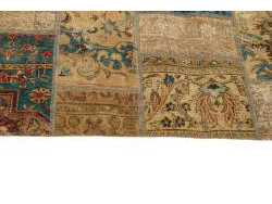 Vintage Patchwork persan 239x169