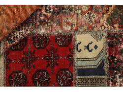 Vintage Patchwork persan 201x143