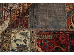 Vintage Patchwork persan 201x144