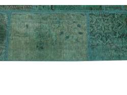Vintage Patchwork persan 198x140