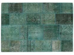 Vintage Patchwork persan 200x140