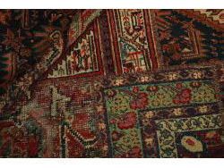 Vintage Persian Royal Patchwork Malayer 201x147