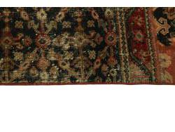 Vintage Persian Royal Patchwork Malayer 202x140