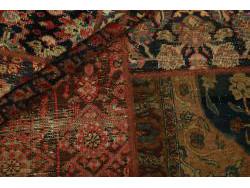 Vintage Persian Royal Patchwork Malayer 197x143