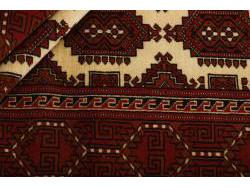 Turkmène Fin 165x106