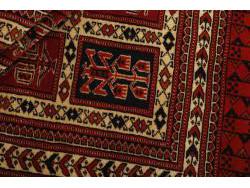 Turkmène Fin 147x105