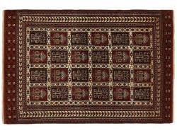 Turkmène Fin 157x107