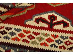 Kilim Persan Vintage 295x154