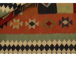 Kilim Persan Vintage 287x127