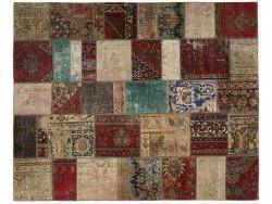 Vintage Patchwork persan 246x200