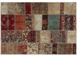Vintage Patchwork persan 199x141