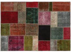 Vintage Patchwork persan 198x141