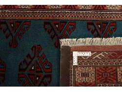 Turkmène Fin 196x83