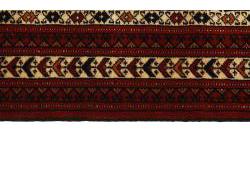 Turkmène Fin 200x85