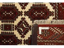 Turkmène Fin 193x86