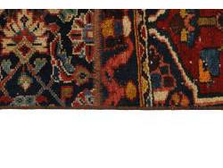 Vintage Persian Royal Patchwork Malayer 200x134
