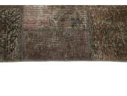 Vintage Patchwork persan 203x145