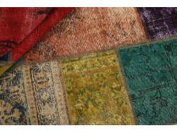 Vintage Patchwork persan 245x171
