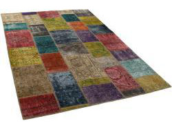 Vintage Patchwork persan 242x163