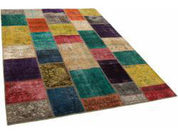 Vintage Patchwork persan 242x168