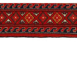 Turkmène Fin 203x140