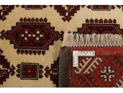 Turkmène Fin 206x145