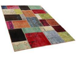 Vintage Patchwork persan 201x142