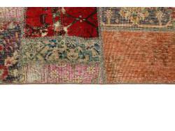 Vintage Patchwork persan 203x142