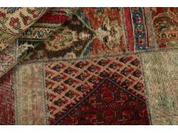 Vintage Patchwork persan 202x140