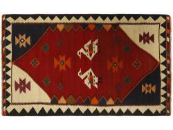 Kilim Persan Vintage 218x133
