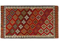 Kilim Persan Vintage 229x134