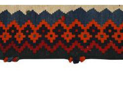 Kilim Persan Vintage 275x154